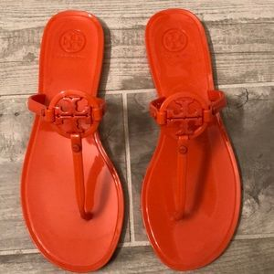 Tory Burch jelly thong Sandal